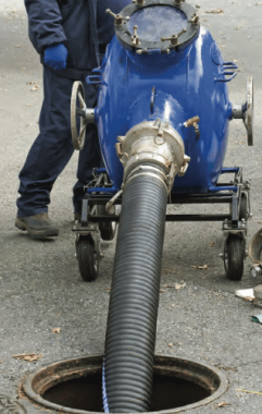trenchless sewer repair in Chicago