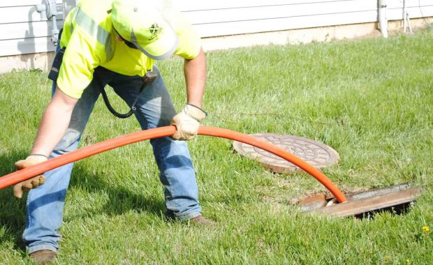 sewer rodding in chicago